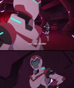 Keith could have gotten jumped while looking at Lance but nope he didn't