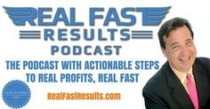 Join the Thunderclap Team for my friend's new Real Fast Results Podcast!
