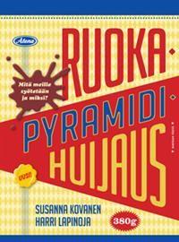 http://www.adlibris.com/fi/product.aspx?isbn=9523000268 | Nimeke: Ruokapyramidihuijaus - Tekijä: Susanna Kovanen, Harri Lapinoja - ISBN: 9523000268 - Hinta: 20,10 €