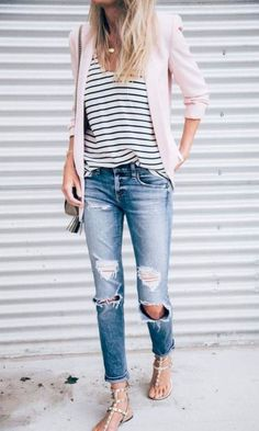 Amazing 16 Top Spring Summer Fashion Style Ideas for Women