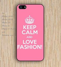 iPhone 5s 6 case keep calm case phone case iphone case,ipod case,samsung galaxy case available plastic rubber case waterproof B279