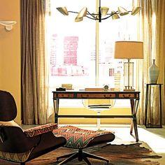 Van der Woodsen home office - Gossip Girl, 2008
