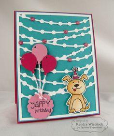 Yappy Birthday By Kendra Wietstock*