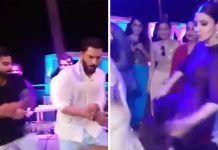 Virat And Anushka Dancing At Yuvraj-Hazel Wedding Will Make You Put On Your Dancing Shoes! via @topupyourtrip