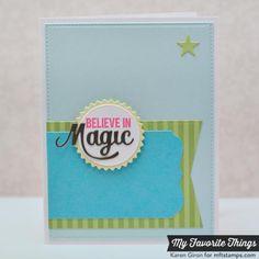 Splitcoaststampers FOOGallery - Believe in Magic