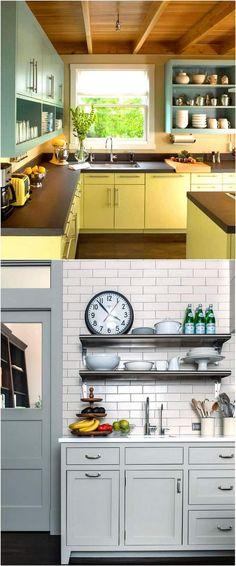 25-beautiful-paint-colors-for-kitchen-cabinets-apieceofrainbowblog (11)