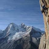 Manu levaba matinando varios anos en facer unha viaxe ós Andes, polo que cando propuxo ir á Cordillera Blanca, no Perú, xa tiña planificadas varias posibles actividades. Mundi e máis eu apuntámonos...