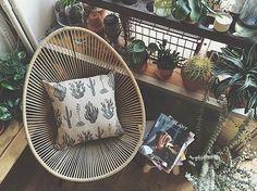 Wohnen mit Pflanzen. #pflanzenfreude