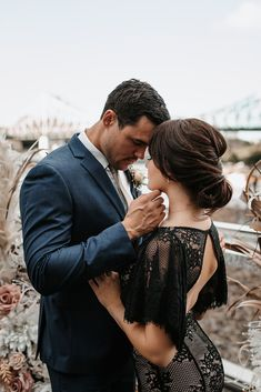 Detailed to perfection - a simply elegant touch to a modern wedding scene. Captured on Brisbane's divine riverside venue location - Blackbird. Wedding Vendors, Wedding Events, Weddings, Wedding Designs, Wedding Styles, Wedding Scene, Designer Wedding Gowns, Film Photography, Bridal Collection
