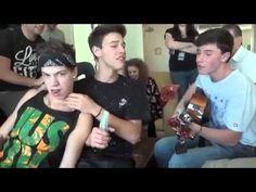 "▶ ""Cameron Dallas is my boyfriend"" by Shawn Mendes - YouTube HAHAHA Love this song!! @Cameron Daigle Dallas"