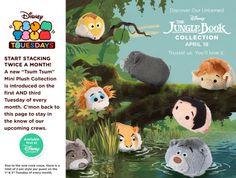Tsum Tsum Jungle Book 01