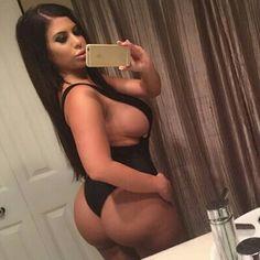 Killer Curves on beautiful @misssexyap!!! #MustFollow #Model #MirrorMonday #SideBoob #Booty #KillerCurves #bigbootygirls #BigTits #selfie #babes #hotchicks