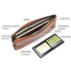 Leather Hobo Handbags, Leather Wallet, Shipping Packaging, Zip Around Wallet, Candy, Oil, Phone, Women, Telephone