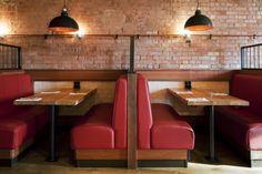 Burger & Lobster restaurant at Harvey Nichols by designLSM, London » Retail Design Blog