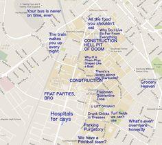 University of Kentucky: http://theblacksheeponline.com/kentucky/the-black-sheeps-judgmental-map-of-uk
