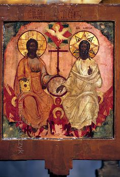 ' century procession icon (on pole) in Suzdal's Nativity Cathedral. Black History Books, Black History Facts, Religious Icons, Religious Art, African History, African Art, Blacks In The Bible, Black Hebrew Israelites, Biblical Art