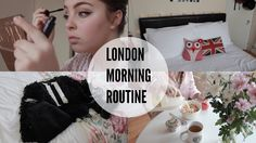 London Morning Routine | Alexa Losey