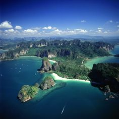 The breathtaking view from the height of bird flight at Phuket Spirit