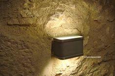 Barr Frezoli Wandlamp | voor uw buitenhaard, tuinfakkel, buitenverlichting | Tuinhaard specialist