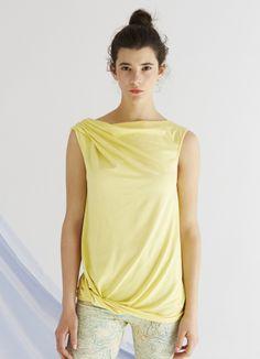 Image of BULNES TOP. lifegist. eco fashion. ecologic fashion