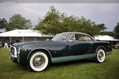 1952 Chrysler Thomas Special Prototype at the Greenwich Concours - American Cars