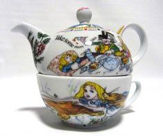 "Alice in Wonderland ""Tea for One"" by Cardew Designs, http://www.amazon.com/dp/B0035DUNZG/ref=cm_sw_r_pi_dp_sEzOqb096QW88"
