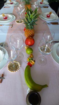 Table exotique - Tables Festives