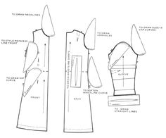 Using French curve tool for armhole, neckline Patternmaking, pattern making, pattern drafting, alterations, modifications,