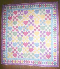 Pastle hearts