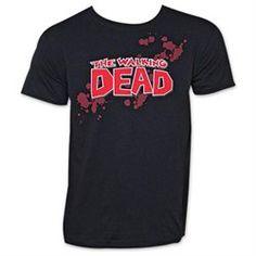 Walking Dead Blood Logo