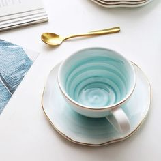 Elegant and feminine, our Pastel Ombre Teapot Sets are sure to make your next morning or afternoon tea party a hit. Choose your favorite Ombre Colored Teapot, then add Cups with matching Saucers. With their impressive and elegant designs, each Teapot varies in Ombre Pastel Shades, to enchance your tea experience and to match any stylish setting in your home.