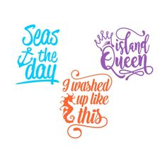 Seas Day Cuttable Design Cut File. Vector, Clipart, Digital Scrapbooking Download, Available in JPEG, PDF, EPS, DXF and SVG. Works with Cricut, Design Space, Sure Cuts A Lot, Make the Cut!, Inkscape, CorelDraw, Adobe Illustrator, Silhouette Cameo, Brother ScanNCut and other compatible software.