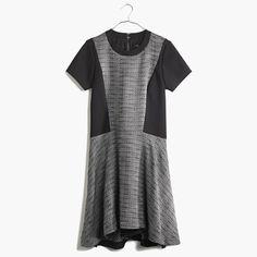 Madewell - Textured Tribune Dress