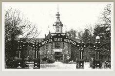 Trans-Allegheny Lunatic Asylum (TALA) formerly known as Weston State Hospital in Weston.