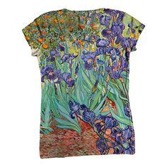 Vincent Van Gogh - Irises (1889)
