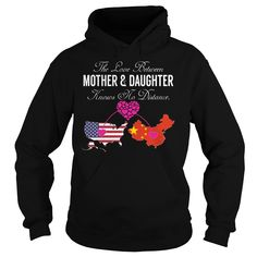 The Love Between Mother and Daughter - United States China
