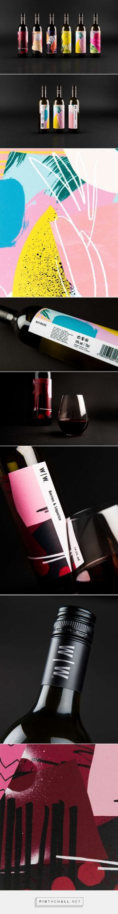 Wayward Wines (Concept) - Packaging of the World - Creative Package Design Gallery - Wayward #Wines #packaging #design by Robot Food - http://www.packagingoftheworld.com/2017/08/wayward-wines-concept.html