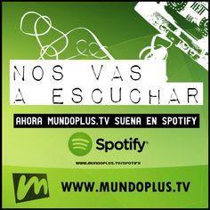 Mundoplus.tv en Spotify