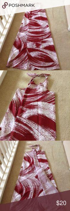 DKNY maxi wrap/sarong Maxi wrap/sarong.  Great for lounging, coverup at the pool or beach, etc DKNY Swim Sarongs