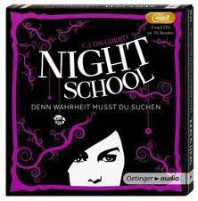 NIGHT SCHOOL. Denn Wahrheit musst du suchen (2 mp3-CDs) - Daugherty / Helm (Für Jugendliche und Erwachsene)