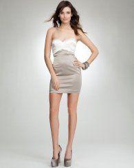 Rory colorblock dress