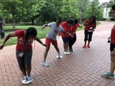 if someone is not holding Kids Team Building Activities, Team Building Games, Team Building Exercises, Leadership Activities, Team Games, Physical Education Games, Youth Activities, Group Games, Teamwork Games