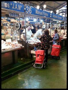 El l mercado.Jerez de la Frontera