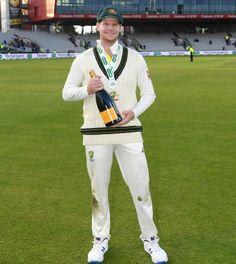 #stevesmith #viratkohli #cricket #ashes #dream #davidwarner #englandcricket #patcummins #engvsaus World Cricket, David Warner, Man Of The Match, Steve Smith, Cricket News, Cummins, Fangirl, Life, Fashion