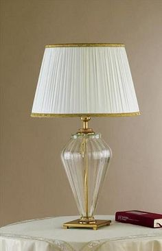 Lampe artisanale développée spécialement pour les hôtels