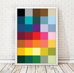 Pixels Print