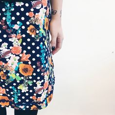 GrinseStern, Rock, DIY, selbermacher, nähliebe, tutorial, Flower Power Vera Bradley Backpack, Bunt, Flower Power, Diy, Fashion, Moda, Bricolage, Fashion Styles, Do It Yourself