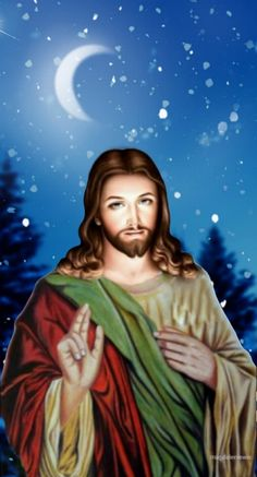 Heart Of Jesus, Jesus Is Lord, Jesus Photo, Jesus Loves Us, Pictures Of Jesus Christ, Cute Good Morning, Christ The King, Jesus Is Coming, Jesus Art
