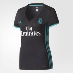 491a4241462 Camiseta de la 2ª equipación Real Madrid Mujer 2017 18