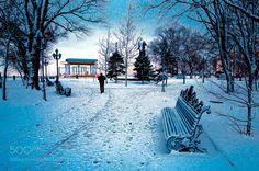 Первый снег by wertyqa